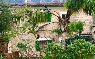 Una cucada de casita rústica en Soller