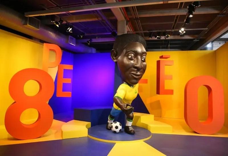 Camisa que Pelé usou na Copa de 70 volta ao Museu de ...