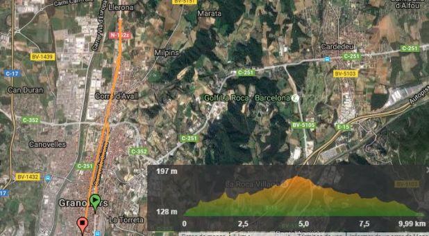 la mitja 10km