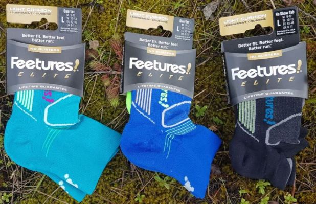 feetures no blisters
