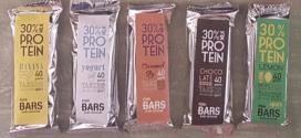 protein bars push bars
