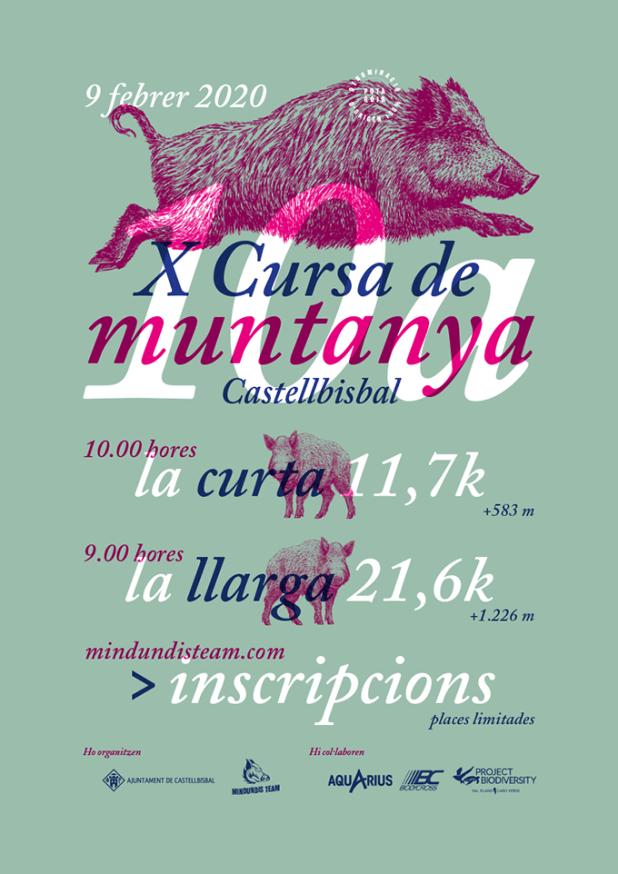 cursa de muntanya de castellbisbal