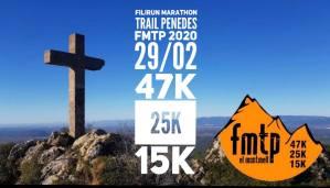 Filirun Marathon Trail Penedés 2020 @ La Juncosa del Montmell