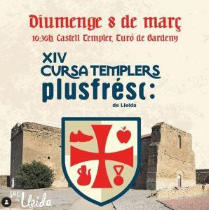 Cursa dels Templers 2020 @ Castell Templer de LLEIDA
