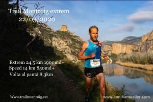 Trail Montroig 2020 @ Sant Llorenç de Montgai
