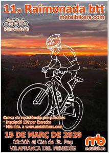 Raimonada BTT 2020 @ Cim de Sant Pau (VILAFRANCA DEL PENEDÈS)