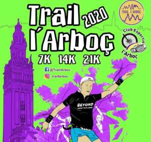 Trail l'Arboç 2020 @ Jardi de la Giralda (L'ARBOÇ)