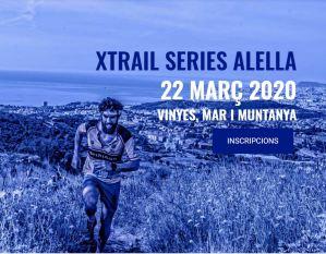 Xtrail Series Alella 2020 @ Institut el Bosquet Alella