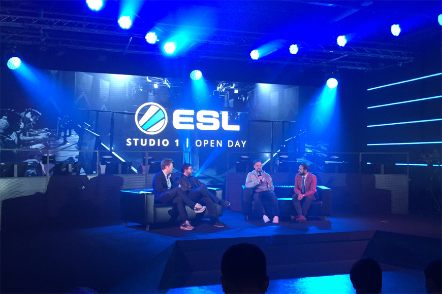 ESL Studio 1 To Host UK Esports Awards Powered By G FUEL