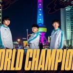 『リーグ・オブ・レジェンド』世界大会「World Championship 2020」決着。韓国の第一シードDAMWON Gamingが優勝