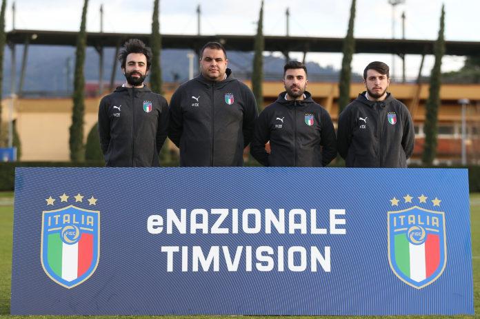 PES 2020,CAMPIONE, PES 2020 L'Italia è campione d'Europa