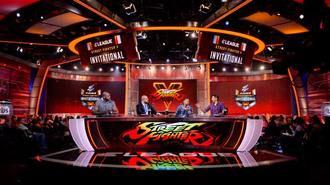Bytes Street Fighter V HGCand A New Hero ESPORTS SOURCE