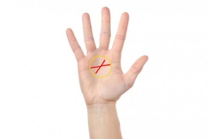 SAMO 3 POSTO LJUDI IMA SLOVO X NA DLANU: Kada saznate šta ono znači SKAKAĆETE OD SREĆE!