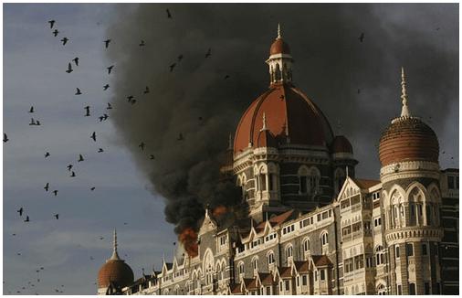 The Taj during Army operation