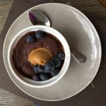 Healthy Chocolate Mug Cake For One Espresso And Cream
