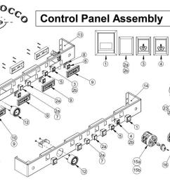 la marzocco wiring diagram wiring library la marzocco gs3 la marzocco control panel assembly drawing a [ 1124 x 700 Pixel ]