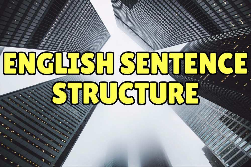 medium resolution of English Sentence Structure: 4 Types of English Sentences – Espresso English