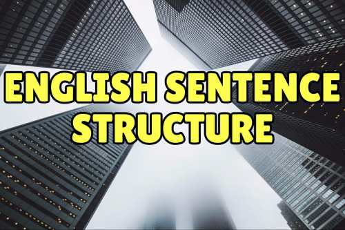 small resolution of English Sentence Structure: 4 Types of English Sentences – Espresso English