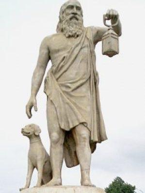 Diogene filosofie a religie cinism