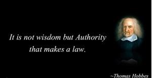 Hobbes, filosofie politică