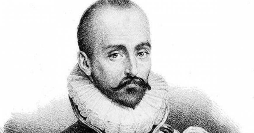 Michel de Montaigne, espresso filosofic