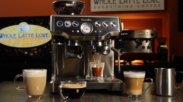 best espresso machines 2018