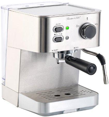 Cucina di Modena ES1050 Espressomaschine Test 2019