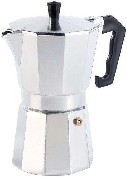 Cucina di Modena Espressokocher fr 6 Tassen Espressomaschine Test 2019
