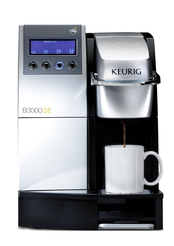 Best commercial espresso machine reviews - Keurig B 3000 SE Coffee Commercial Single Cup Office Brewing System Review