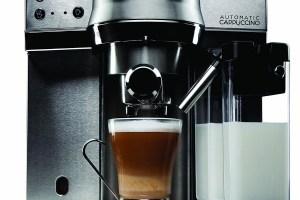 Best espresso machine under 500 - DeLonghi EC860 Espresso Maker