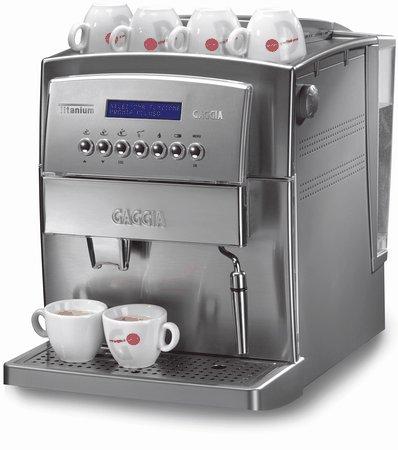 Gaggia 90500 Titanium Super Automatic Espresso Machine Review