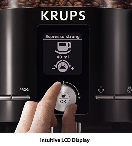 KRUPS EA8250 Espresseria Fully Automatic Espresso Machine Review