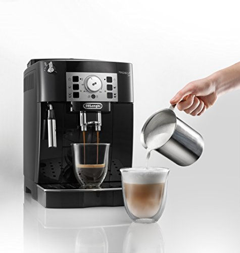 Delonghi ECAM22110B Super Automatic Espresso Latte and Cappuccino Machine Review