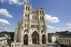 cathédrale Amiens géobiologie