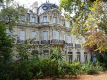 Parc Monceau Hotel Paris