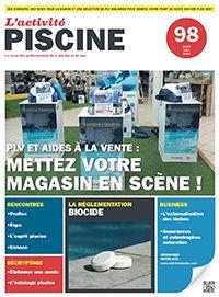 Piscines Pauchard dans le magazine Activit Piscines