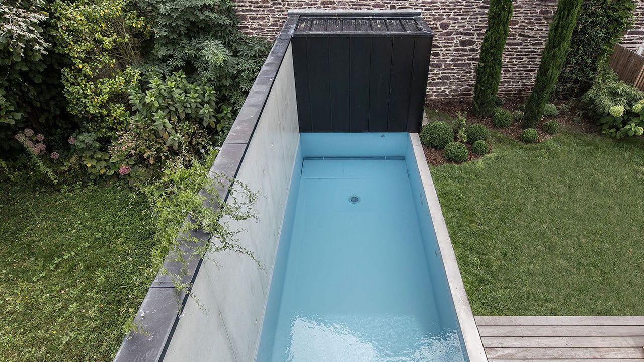 Une piscine dans la ville  lesprit piscine