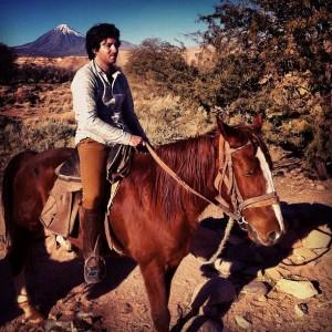 Acatacama à cheval