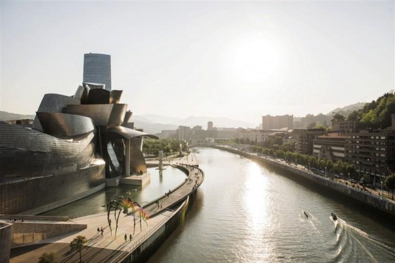 pont de mai Bilbao