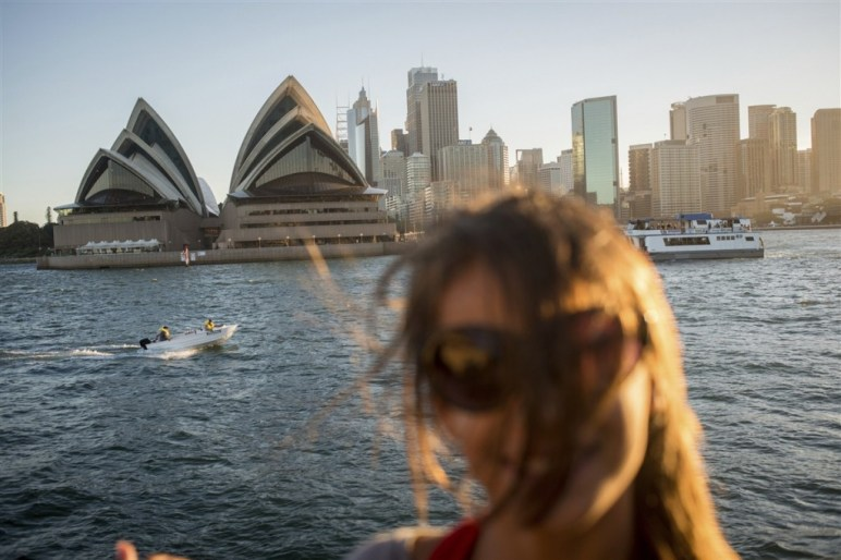 Baie de Sydney - Australie