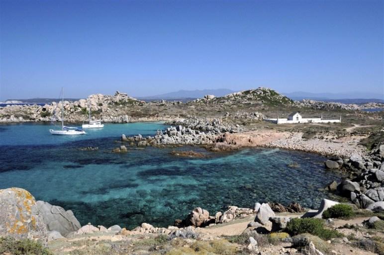 Iles Lavezzi - Corse - France