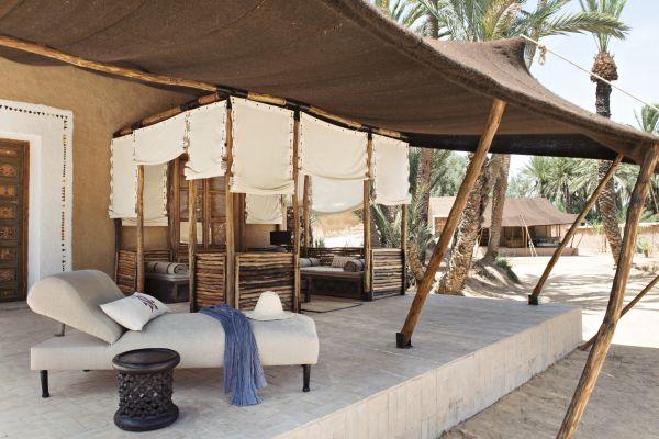 Maison de l'Oasis - Tighmert - Maroc