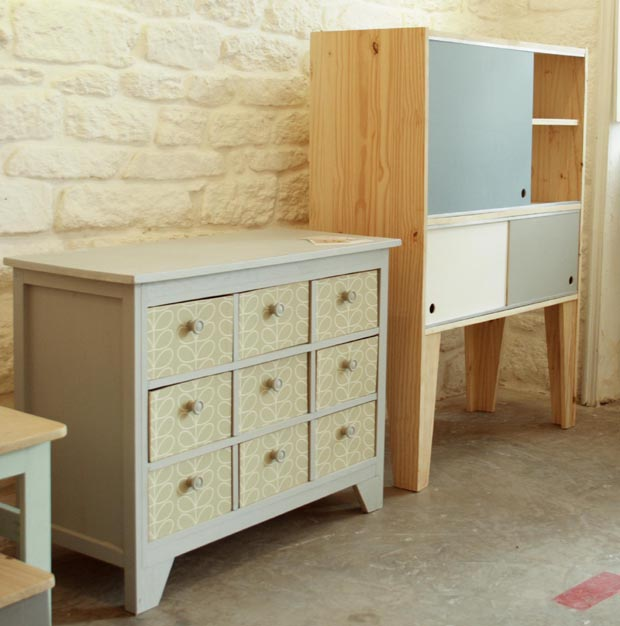 livre meubles en bois a fabriquer soi