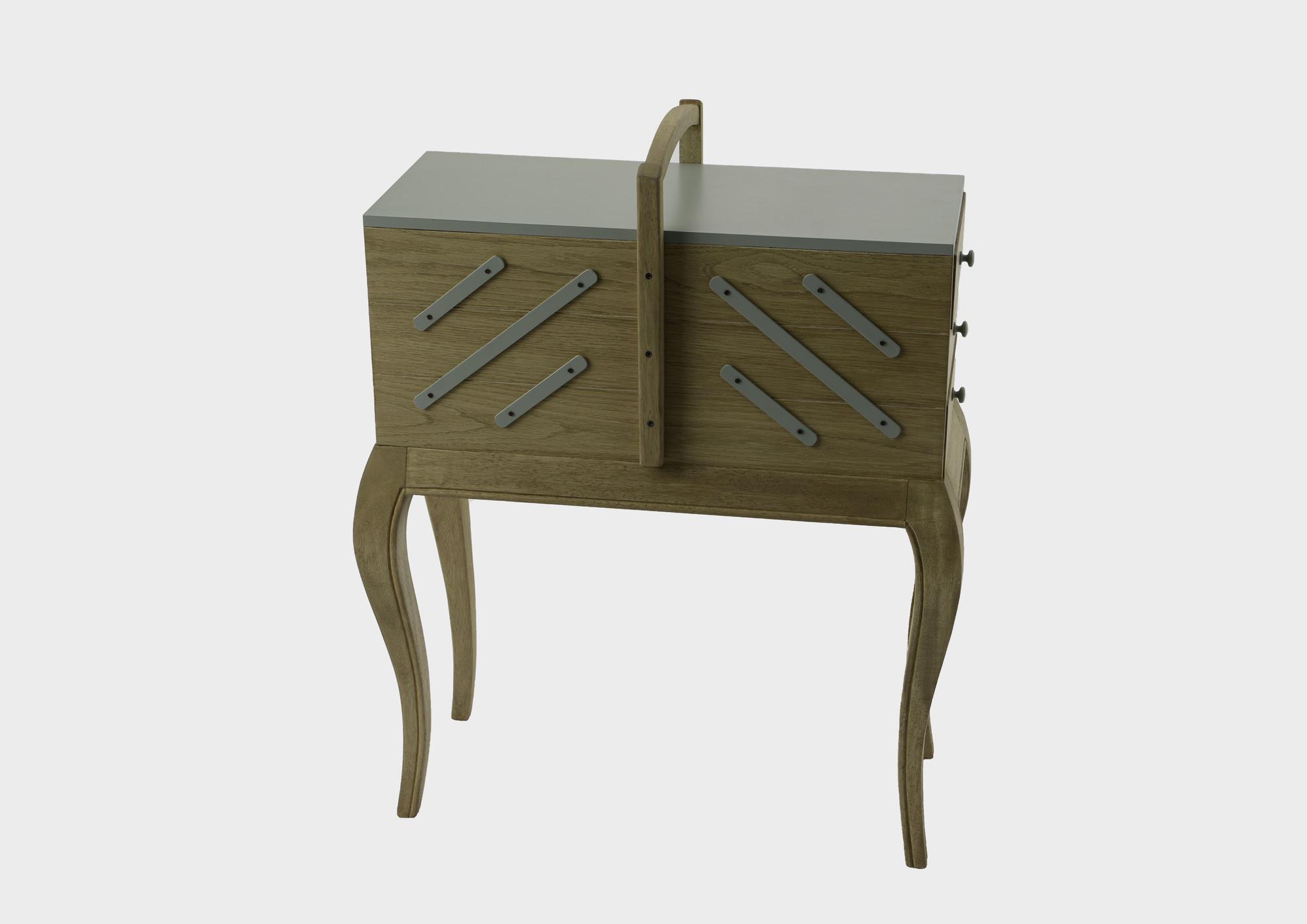 meuble de couture 6 tiroirs