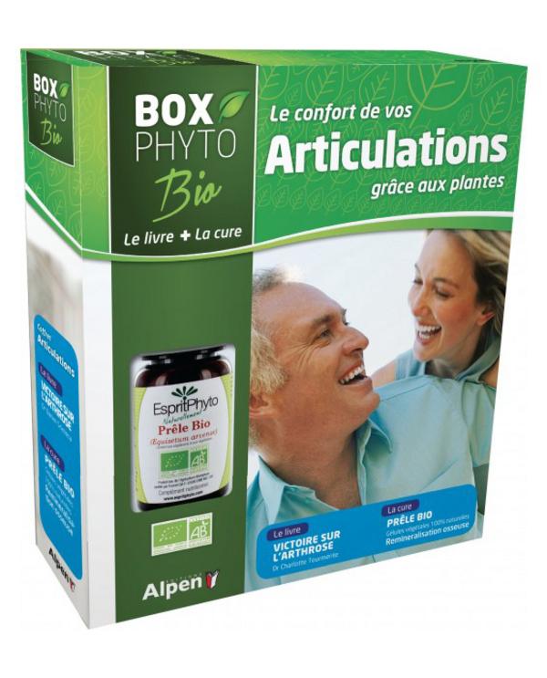 Box phyto Bio : Le livre + La cure   Le blog d'EspritPhyto
