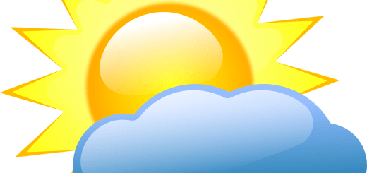 Clouds Sunny Warm Patches Weather  - Clker-Free-Vector-Images / Pixabay