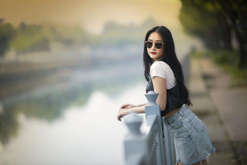 Fashion Woman Beautiful Sunglasses - TieuBaoTruong / Pixabay