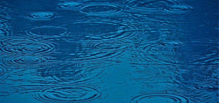 Rain Weather Pool Rainy Weather  - Mylene2401 / Pixabay