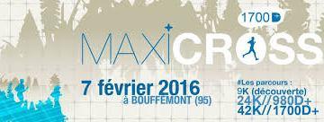 Maxicross de Bouffémont le 07/02/2016