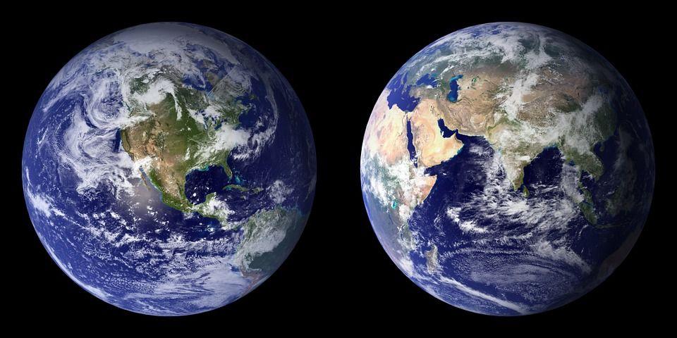 Terre actuelle